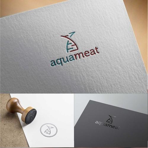 aqua meat logos