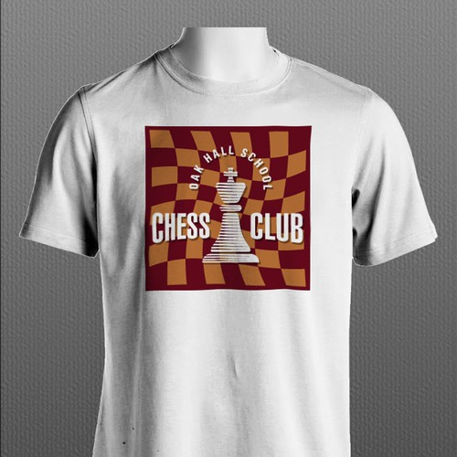 T shirt for national chess tournament