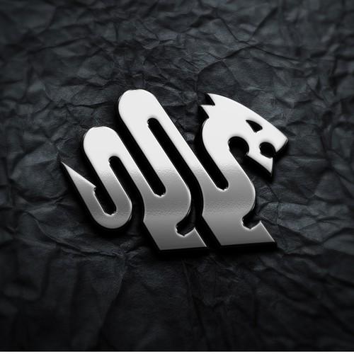 Wraith Eyeware logo project