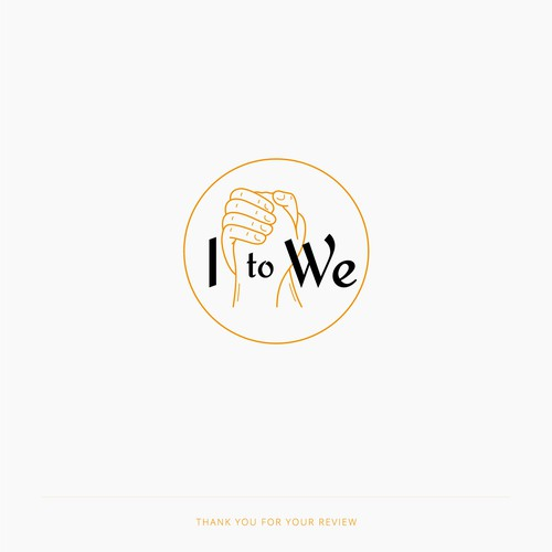 Logo:: I to We