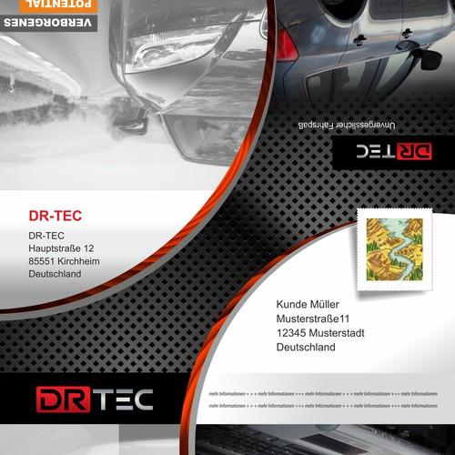 Broschüre für DRTEC Leistungssteigerung