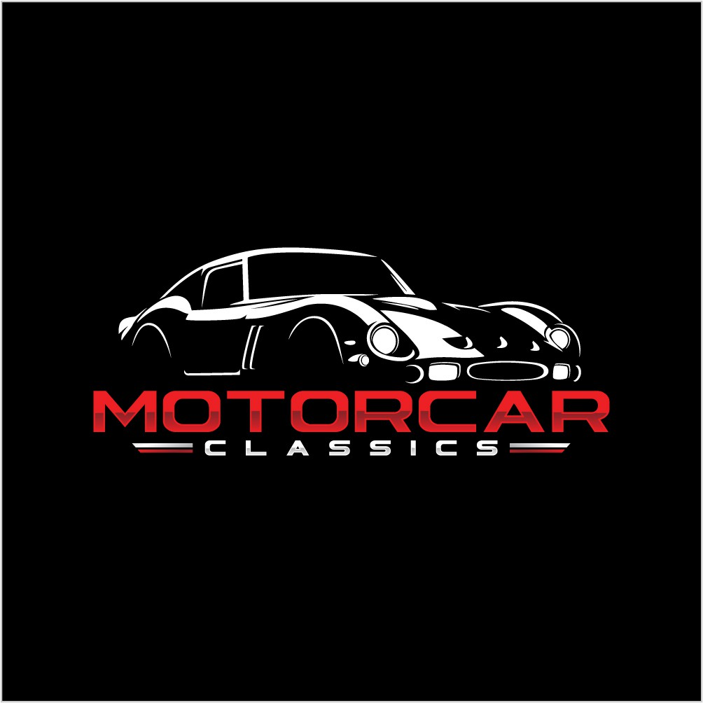 Exotic Car Dealership Logo