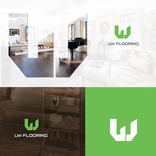 LW monogram