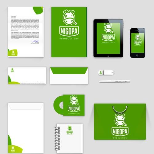 Nigopa Logo Concept