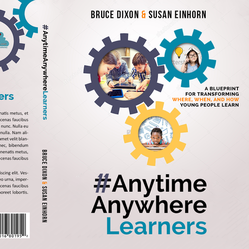 #AnytimeAnywhereLearners // Book Cover