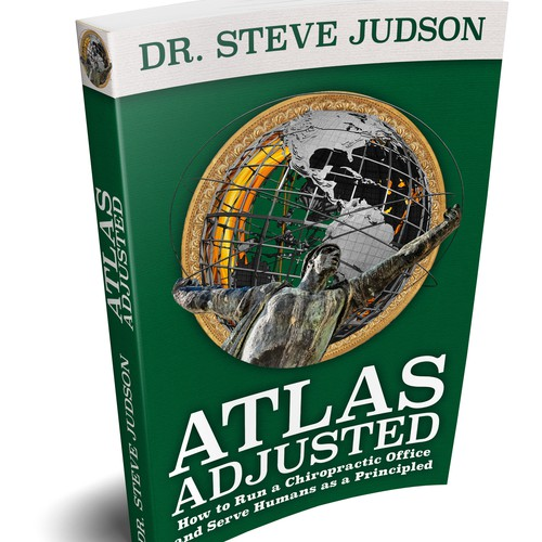 """Atlas Adjusted"" book cover"