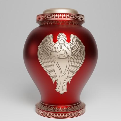 Elegant, Aesthetic Cremation Urn