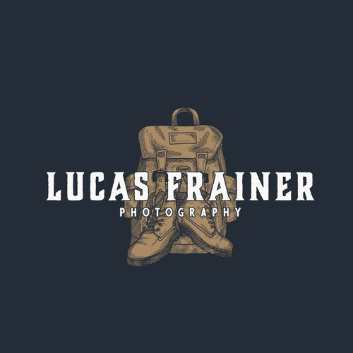 Lucas Frainer Photography logo