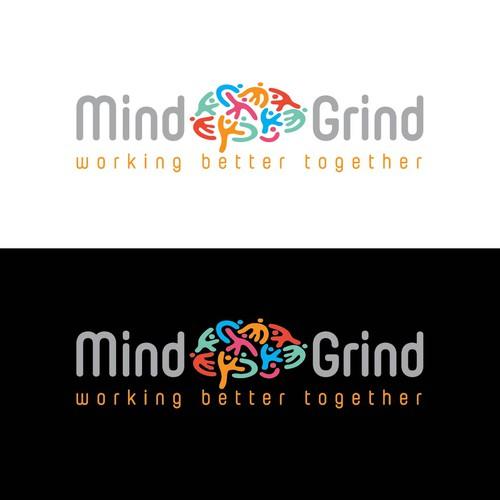 """""""Mind Grind"""" needs a logo!!!"""