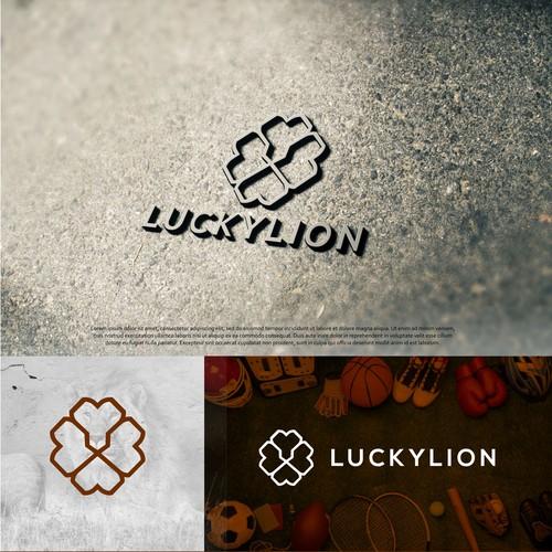 Luck bringer logo for Lucky Lion