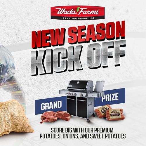 New Season Kick Off