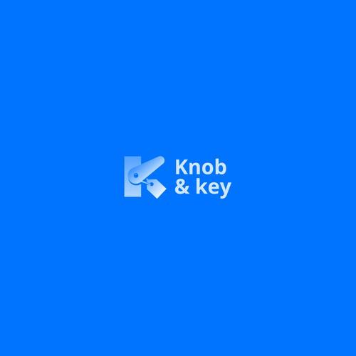 Knob & Key logo