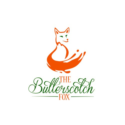 CREATIVE NEW LOGO! wanted for The Butterscotch Fox Co.