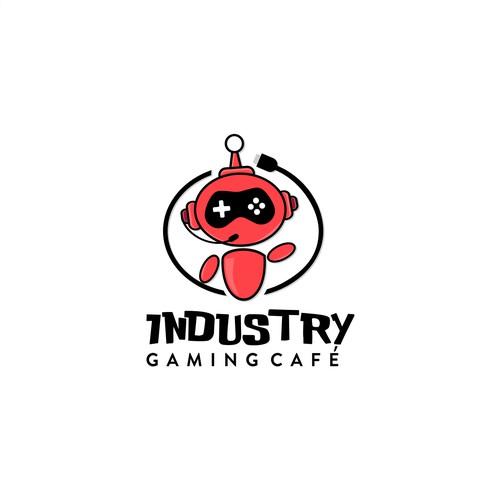 Logo for Game Café