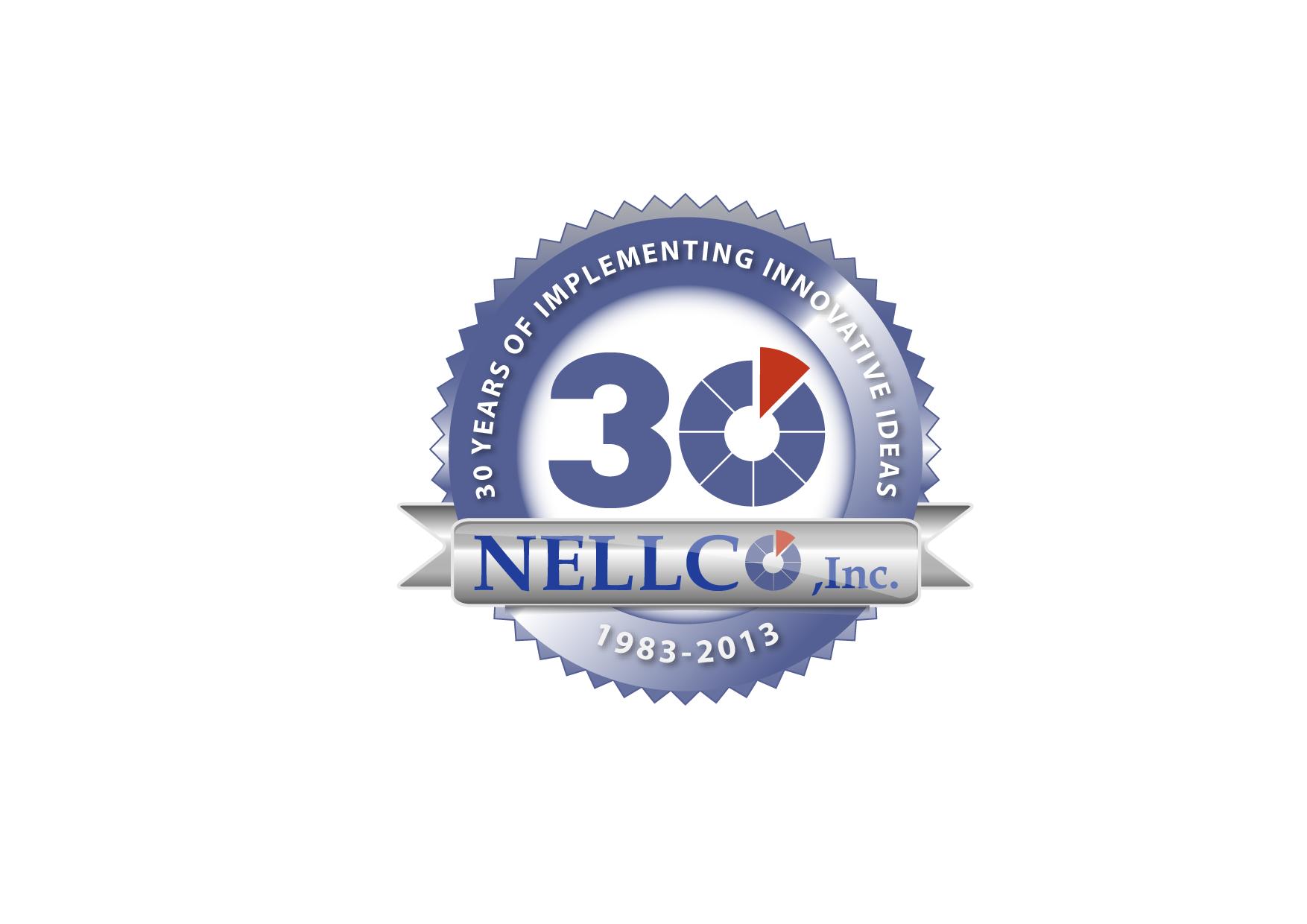 Create the 30th Anniversary Logo for NELLCO