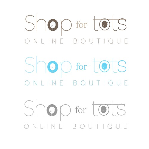 Create the next logo for leading online store - Shop for Tots