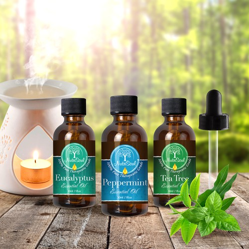 Nutrisoul Essential Oil
