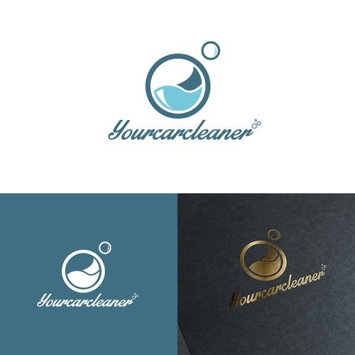 Yourcleaner Carwash logo