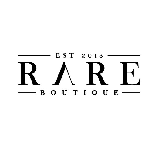 Create a logo for Rare, a high end boutique opening this spring!
