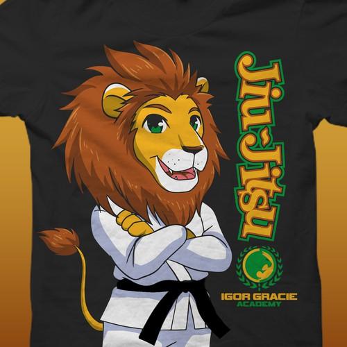 Igor Gracie Academy Tshirt