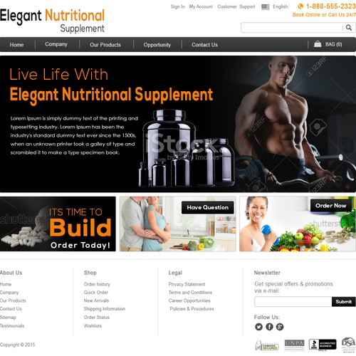 Elegant Nutritional Suplement