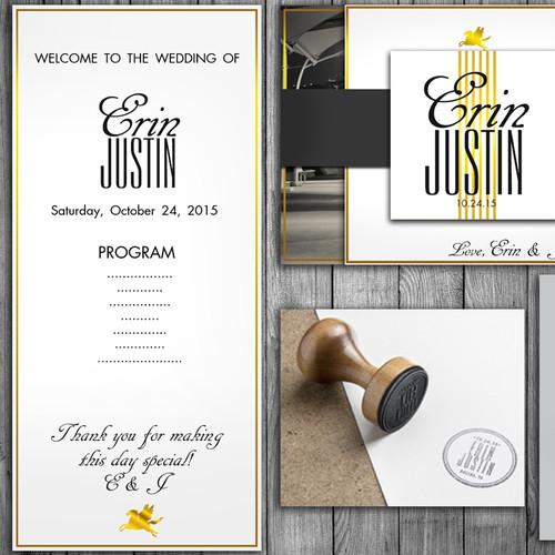 The White Gold Wedding