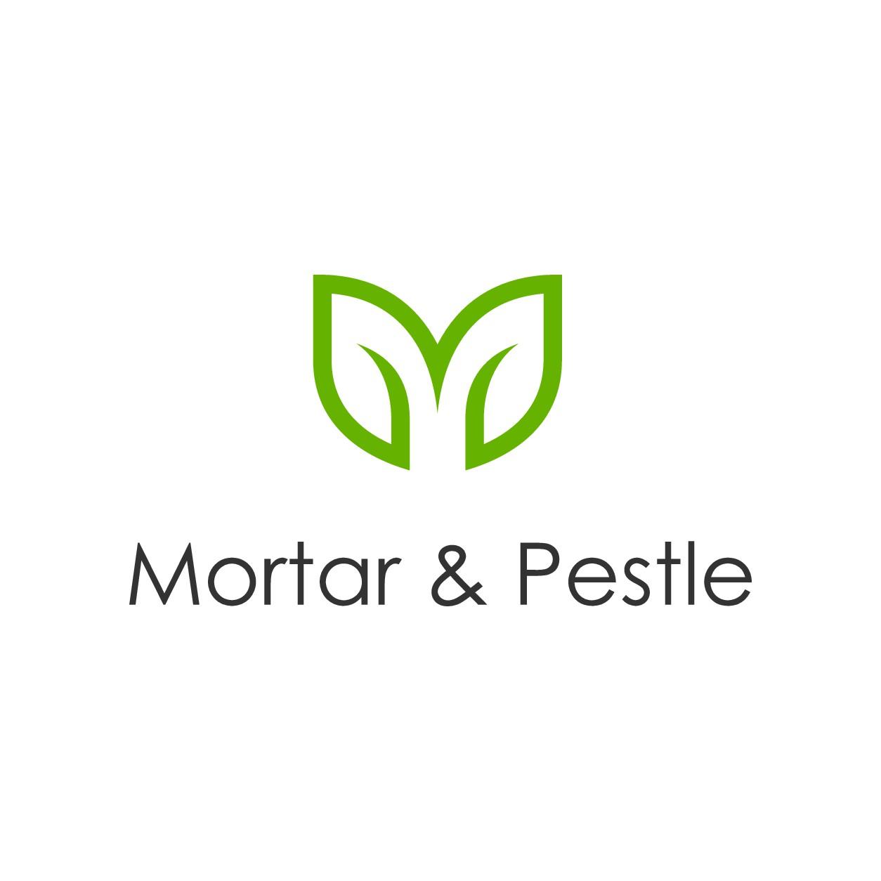 Mortar & Pestle Logo Design Contest