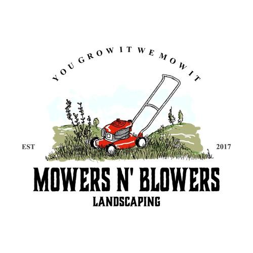 Mowers n' Blowers Landscaping