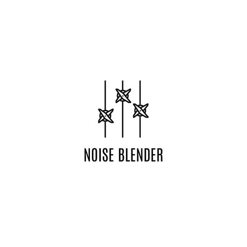 Logo for sound designer