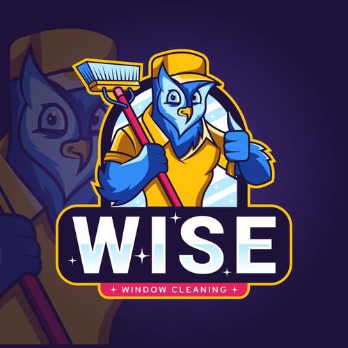 Owl Mascot Design
