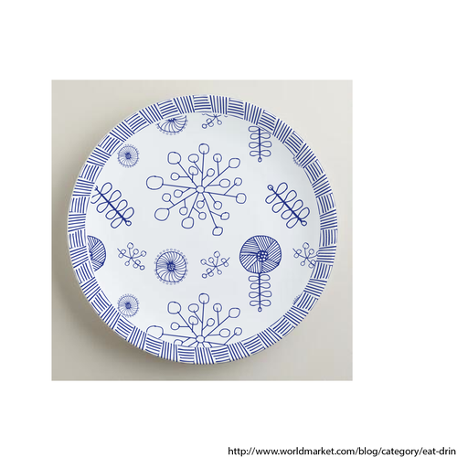 Nordic plate