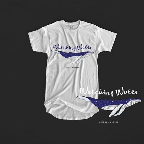 t-shirt watcing wales