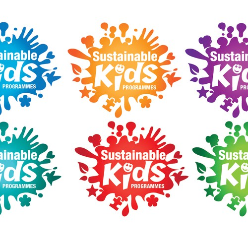Create the next logo for Sustainable Kids Programmes