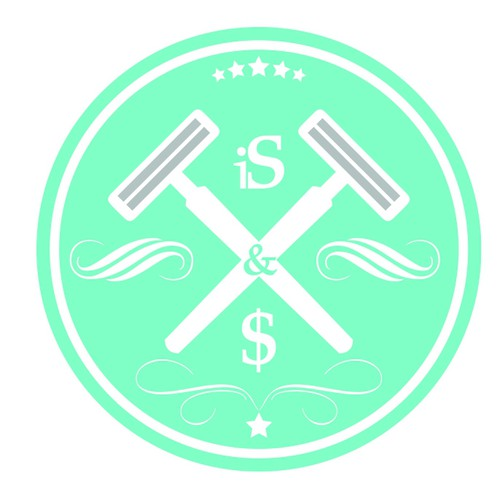 Create a winning logo for iShave and Save