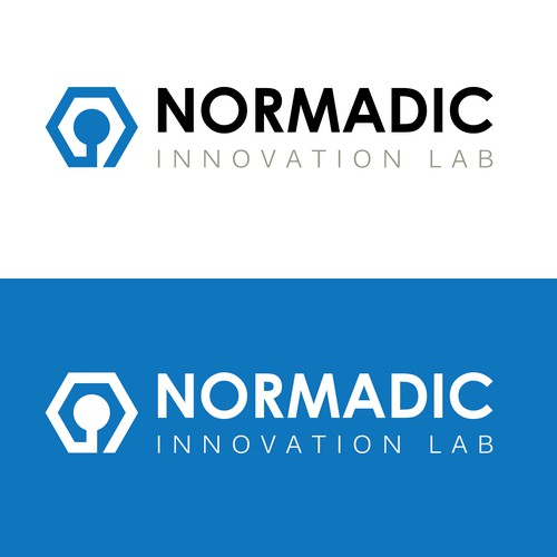 Simple Logo for innovation company