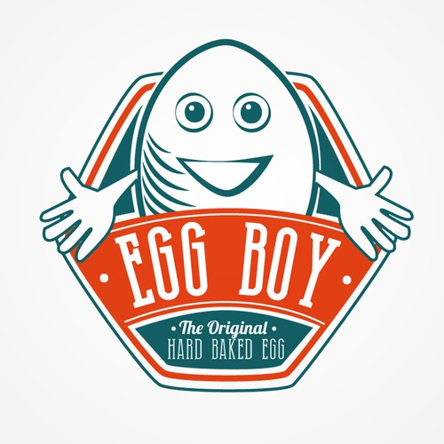 Create a logo for Egg Boy! Guaranteed
