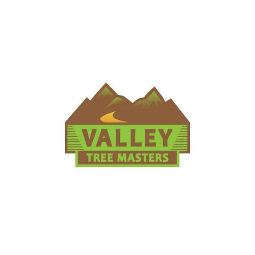 Valley Tree Master Logo Design