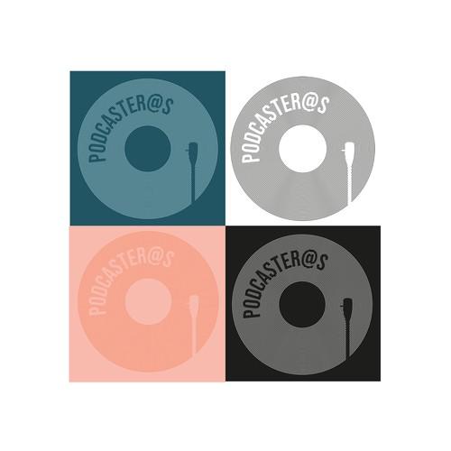 Logo design for a podcast
