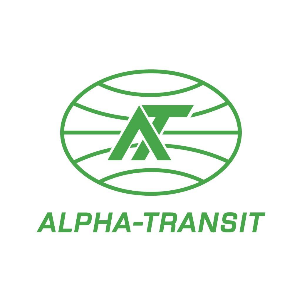 Refonte de logo pour société de transport international