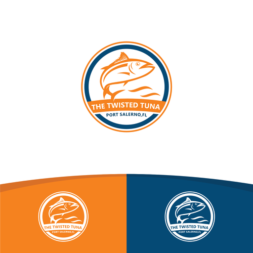 Fun Waterfront Seafood Restaurant Logo Needed