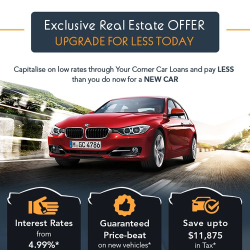 Your Car Loans - Marketing Email