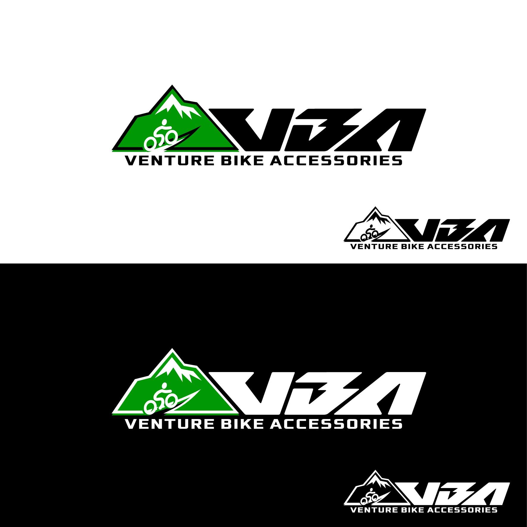 Logo depicting Biking and Adventure.