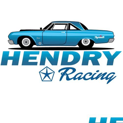 logo for mopar racing team