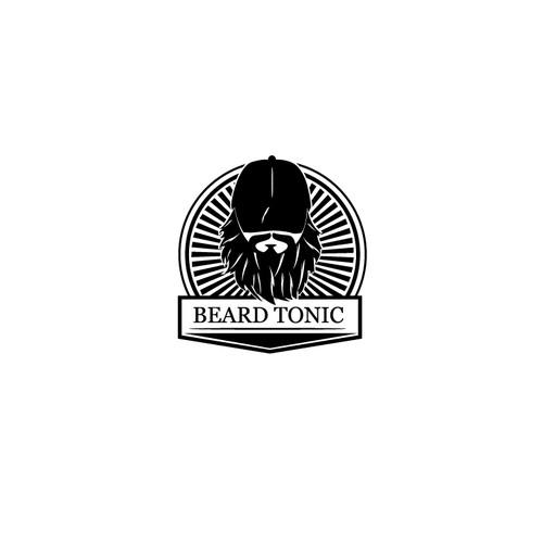 Beard Care Company logo product