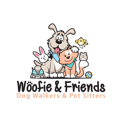 WOOFIE & FRIENDS