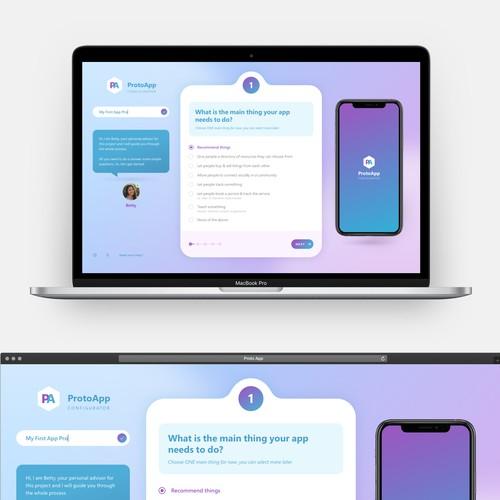 Prototyping App UI Design
