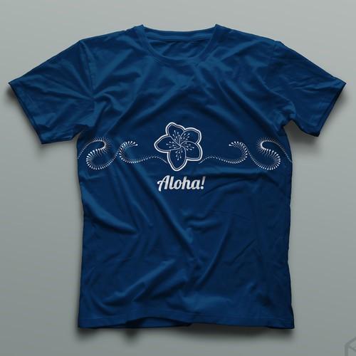 Hawaiian Sperm T-Shirt