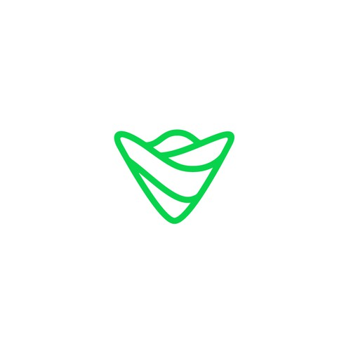 Tech startup logo for Vinewave