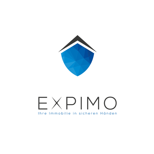 Logo for real estate gompany-Expimo