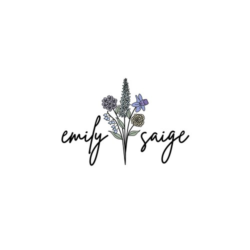 Logo for essential oil company to appeal to women